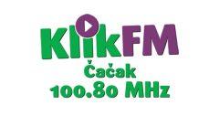 Radio Klik FM Čačak 100.8