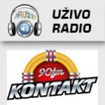 Kontakt Radio - Samo ljubav!