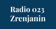 Radio 023 Zrenjanin