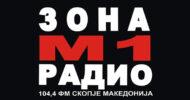 Zona M1 Radio Skopje