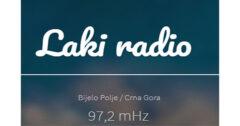 Laki Radio Bijelo Polje